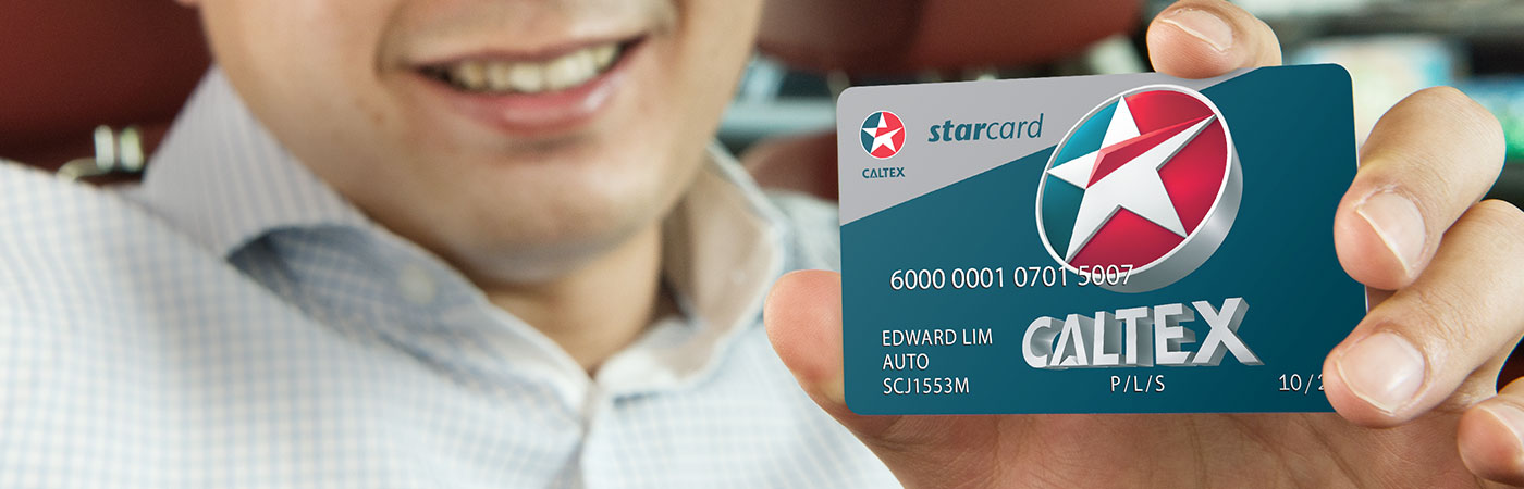 Caltex Star Card